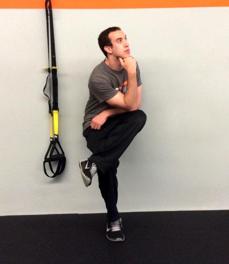 Brett the Thinker - Turkey Buster Workout 2015