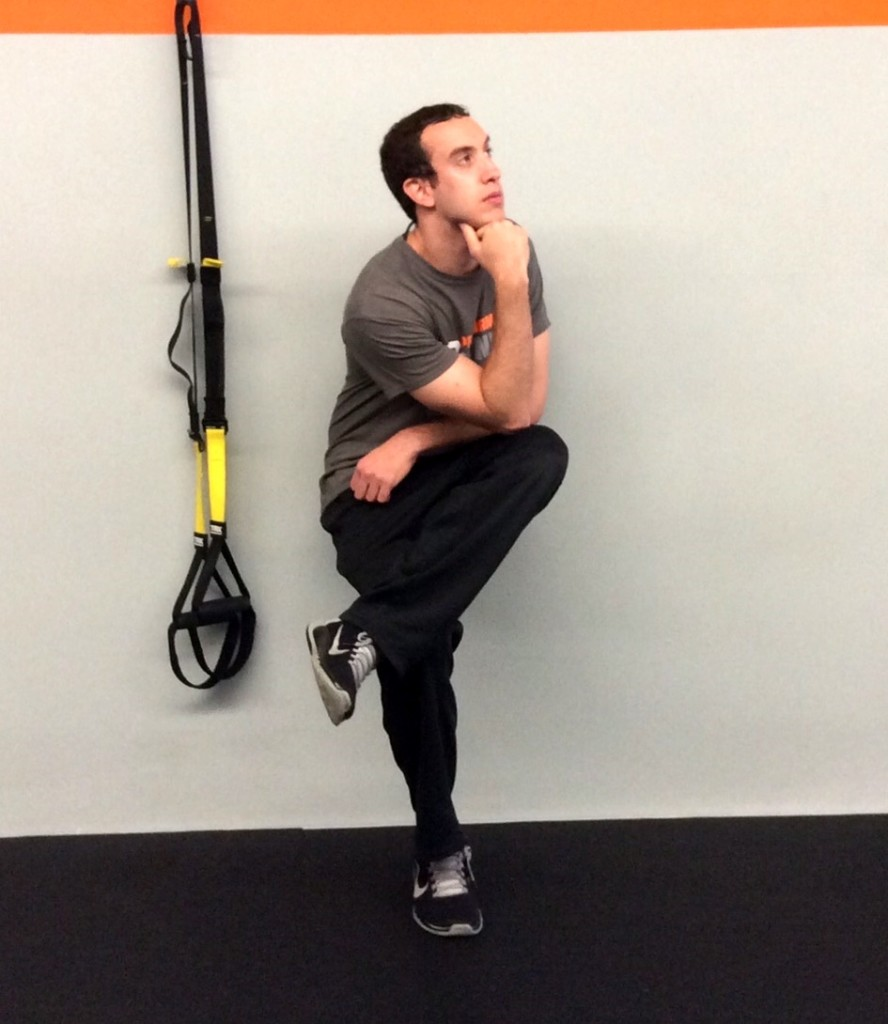 Brett the Thinker - Turkey Buster Workout 2015
