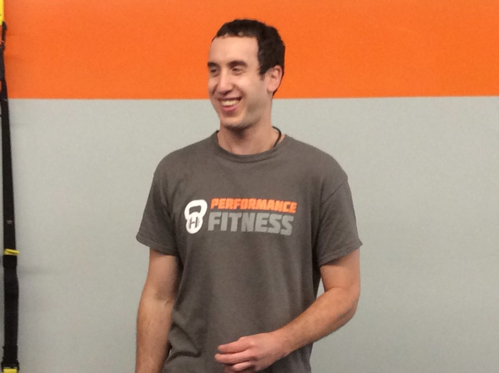 Brett Radwill, trainer