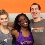 Trainers Helen, Michelle, and Brett - Turkey Buster Workout 2015